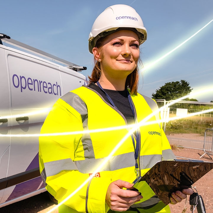 Hampshire residents team up with Openreach to joint fund a fibre upgrade in the village of Beaulieu