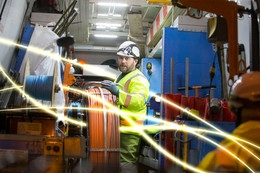 Partnership with Openreach brings superfast broadband to around 400 homes and businesses