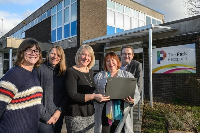 50th community benefits from superfast broadband grant