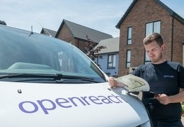 Superfast helps to keep house prices up to speed