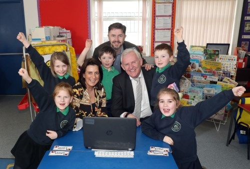 Northern Ireland's first Community Fibre Partnership set to turn broadband not spot into hot spot