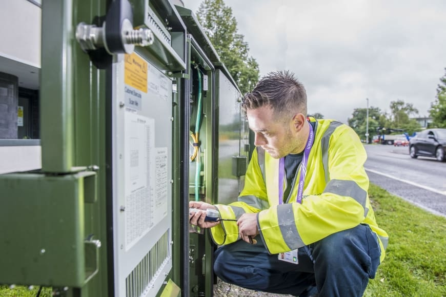 Fibre fund boosts fast broadband roll-out to Staffordshire rural communities